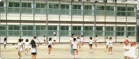 プレハブ 学校(スタンスクール)